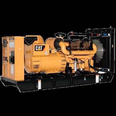 Дизельные и газовые генераторные Cat® установки