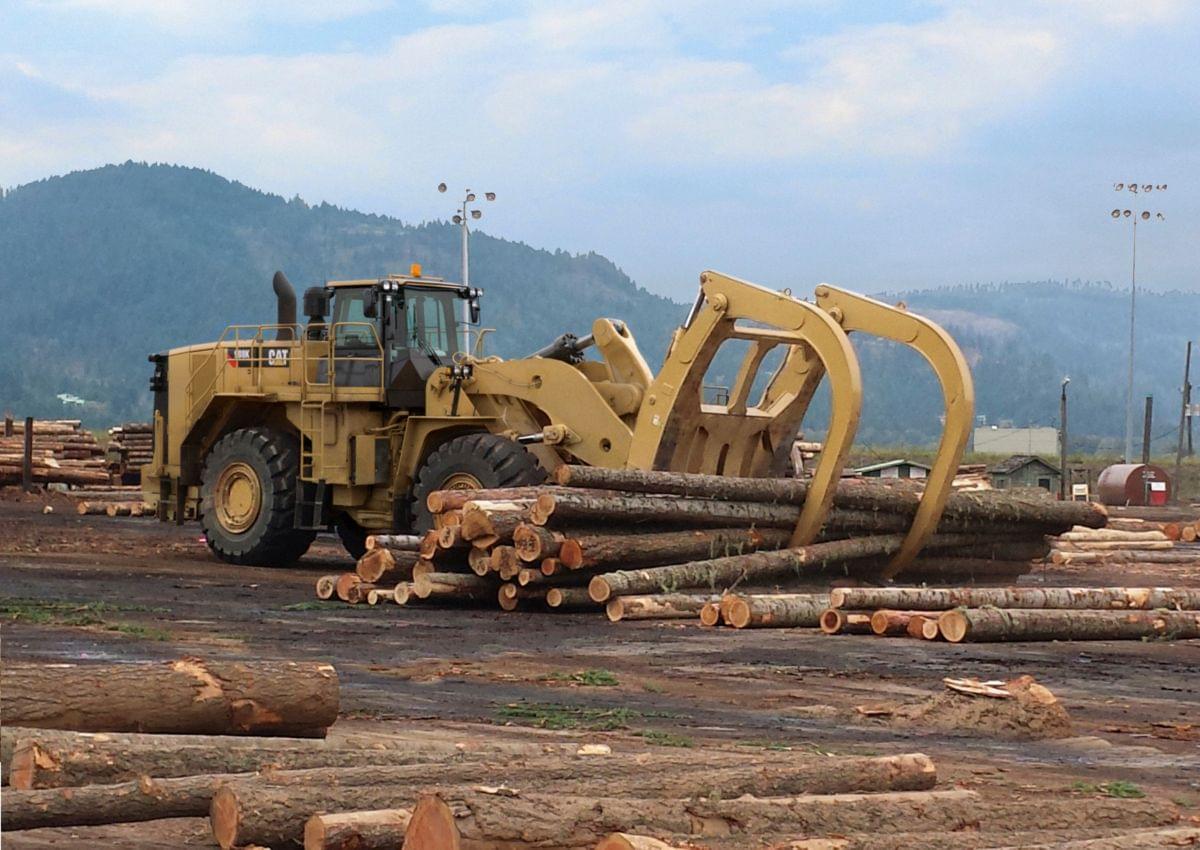 988K, конфигурация для складов лесоматериалов