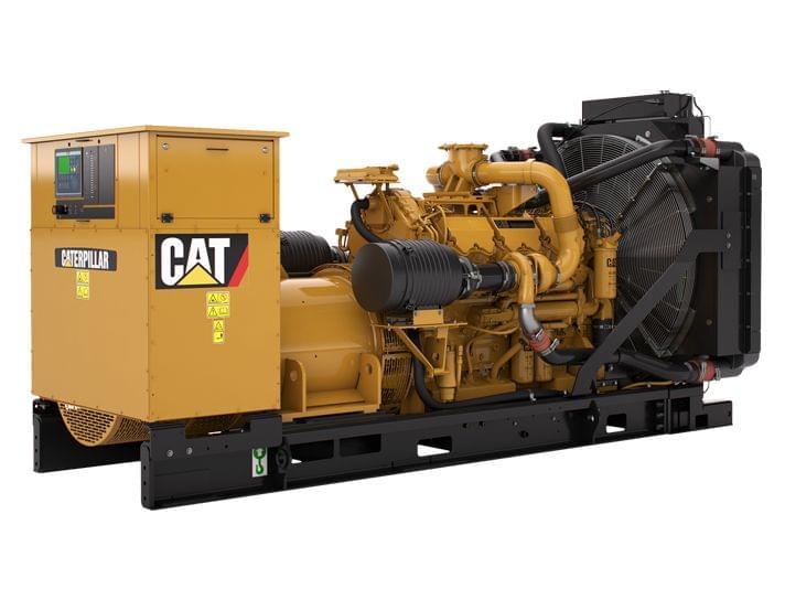 C32 (50 Гц) с возможностью модернизации