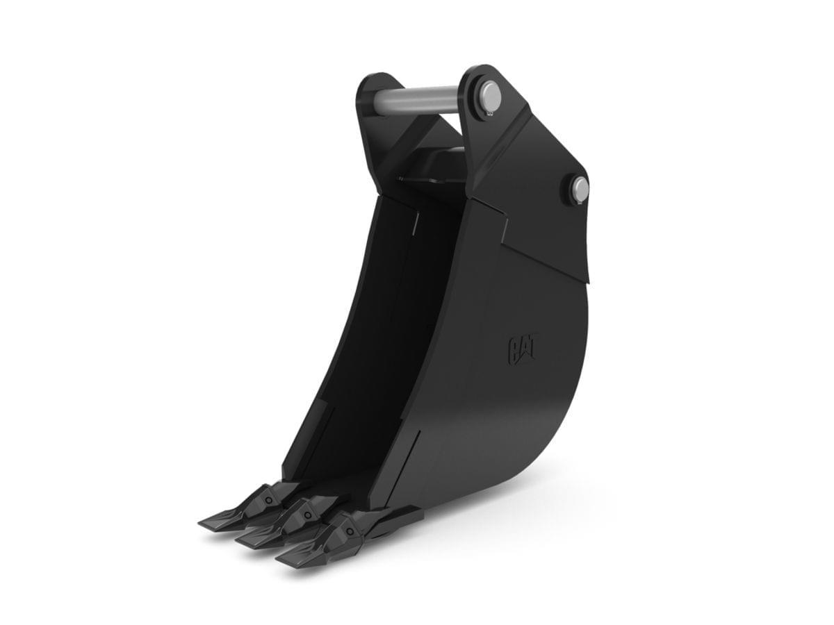 Ковш 305 мм (12 дюймов) с креплением на пальцах