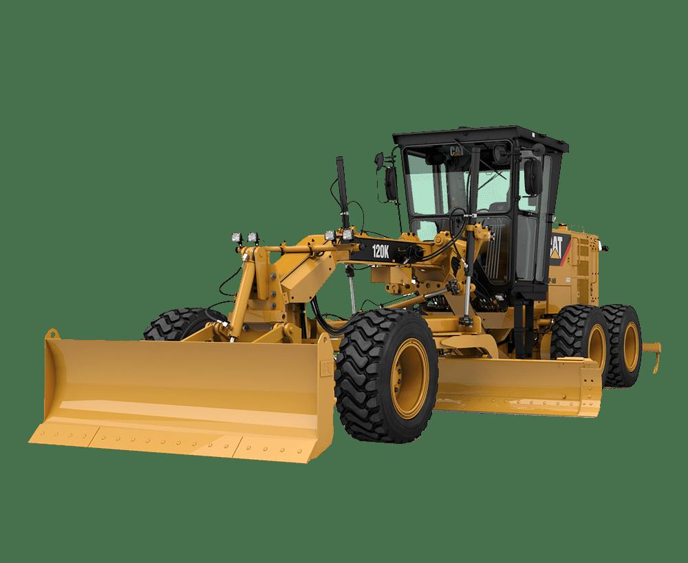 Грейдер Cat® 120K