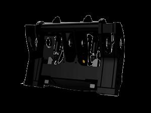 Устройства смены навесного оборудования - погрузчик