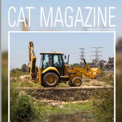 Cat Magazine - Выпуск 1, 2021г.